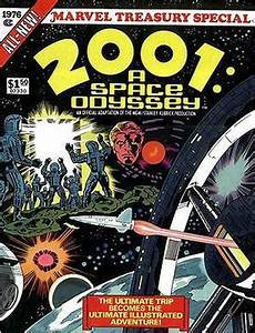 space edition 2001 a space odyssey comics