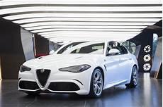 Nouvelle Alfa Romeo Giulia 2015 Ultra Performante En