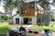 Maison Contemporaine Par Casaboa La Maison Bois Par