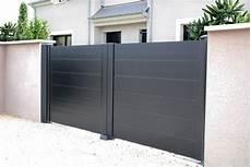 Vente Et Installation De Portail Aluminium Sur Mesure