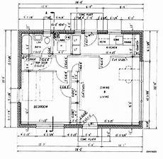 Type Of Electrical Plan by Figure 4 3 Floor Plan