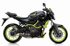 Yamaha Mt 07 Moto Cage Fluo Reve Visordown