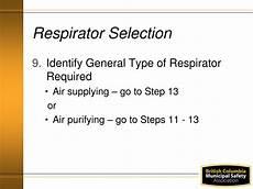 ppt respirator program powerpoint presentation id 2250962