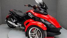 2009 Can Am Spyder Rs Sm5 National Powersports