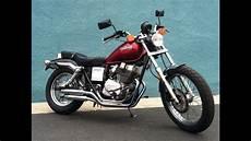 Nelly S Garage 1985 Honda Rebel 250 Cmx250c Motorcycle
