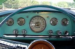 1956 DeSoto Firedome Sedan  Classic Car Dashboard Desgin