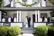 a real backyard wedding ceremony and reception home for