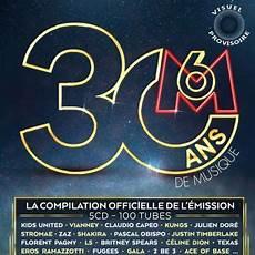 m6 30 ans m6 30 ans de musique coffret c 233 line dion eros ramazzotti cd album achat prix fnac