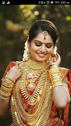 12 traditional kerala wedding jewellery kerala bride traditional red kancheevaram with gold