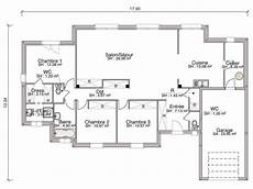 faire ses plans de maison pour permis de construire construction d une maison contemporaine de 121 15 m2 avec