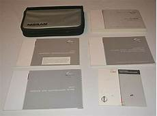 service manuals schematics 2010 nissan cube regenerative braking 2010 nissan cube owners manual guide book set with case oem ebay