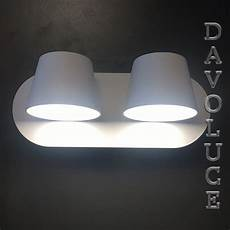 yarra led interior duo matt wall light with switch uge lighting davoluce lighting