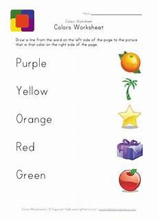 matching colors worksheet for kindergarten 12921 46 best images about toddler worksheets on handwriting worksheets number worksheets