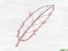 plume dessin facile 57543 comment dessiner une plume 8 233 wikihow