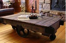 mill cart coffee table coffee tables deebeecool