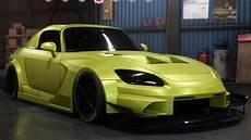Need For Speed Payback Honda S2000 Customize Tuning