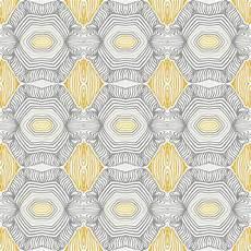 Vintage Muster 50er 60er Jahre Tapeten Design
