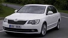 new skoda superb limousine review automototv