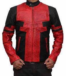 deadpool coats for deadpool leather jacket costumes for
