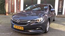 Opel Astra 2017 Start Up Drive In Depth Review Interior