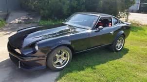 1977 Datsun 240z 260z 280z V8 Conversion  Classic