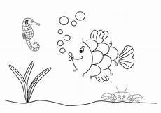Malvorlagen Meerestiere Um Malvorlagen Meerestiere Um