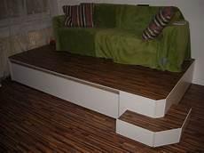 Podest Mit Bett Bauanleitung Zum Selberbauen 1 2 Do