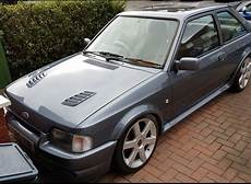ford rs turbo ford rs turbo in bristol gumtree