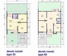 5 Contoh Denah Rumah Sederhana 2013 Inspirasi Desain