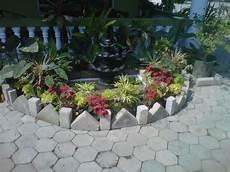 Taman Rumah Minimalis Dengan Kolam Mini Yang Indah