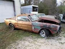 1965 Mustang Fastback PARTS CAR Lots Of HARD TO FIND Parts