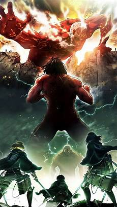 Attack On Titan Iphone Attack On Titan Wallpaper Kolpaper Awesome Free
