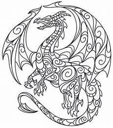 Ausmalbilder Mandalas Drachen Drachen Mandala Drachen Ausmalbilder Drachen Vorlagen