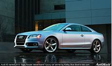 blue book used cars values 2012 audi s5 spare parts catalogs audi a5 named 2010 quot best resale value award quot luxury car winner by kelley blue book s kbb com