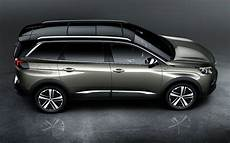 New 2017 Peugeot 5008 Joins The Suv Crowd