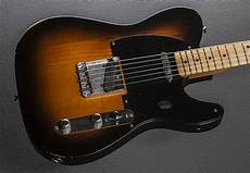 Road Worn 50 S Telecaster Two Color Sunburst Dave S