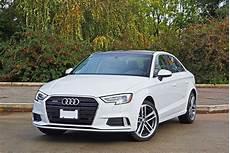 2017 Audi A3 2 0 Tfsi Quattro Progressiv Road Test Review