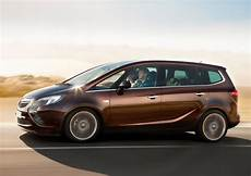 Opel Zafira Tourer Production Moving To Ruesselsheim In