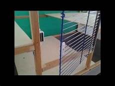 costruire una gabbia gabbia fai da te per criceto 120x60x60