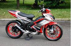 Jupiter Modifikasi by Modifikasi Jupiter Mx Cw Racing Look