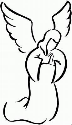 Malvorlage Engel Einfach Malvorlage Engel Umriss Kinderbilder