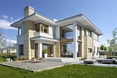 Fertighaus Heban Aus Polen Stadtvilla House