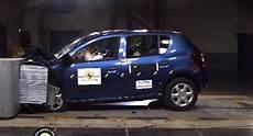 New Dacia Sandero Is Safer Scores Four At Crash