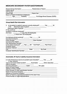 medicare mspq questionnaire guidelines airheartmusic com 2019 2020