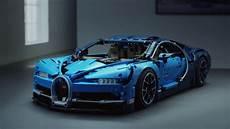 Lego Technic 42083 Bugatti Chiron Sports Car Model Lego
