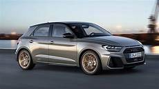 2019 audi a1 sportback revealed 40 tfsi boasts 2 0 liter engine with 200 ps autoevolution