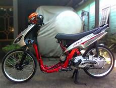 Modifikasi Motor Mio Smile by Modifikasi Mio Smile Racing Terkeren Dan Terbaru