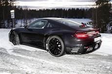 8th 2019 porsche 911 type 992 all turbo