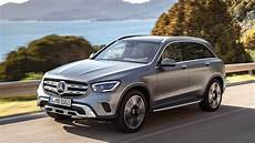 mercedes glc facelift design