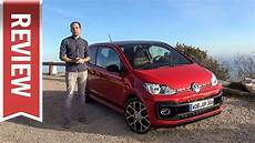 Vw Up Verbrauch - vw up gti 2018 mit 115 ps fahrbericht review sound